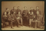 University College Natural Science Club, 1868-1869