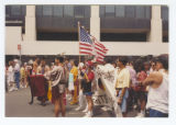 Parade in New York City at Two Spirits & HIV, 1991